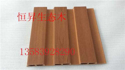 生态木生产厂家直销木纹转印长城板最低价格是多少钱