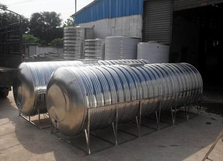 专业供应北京信远通sus304不锈钢圆形水箱