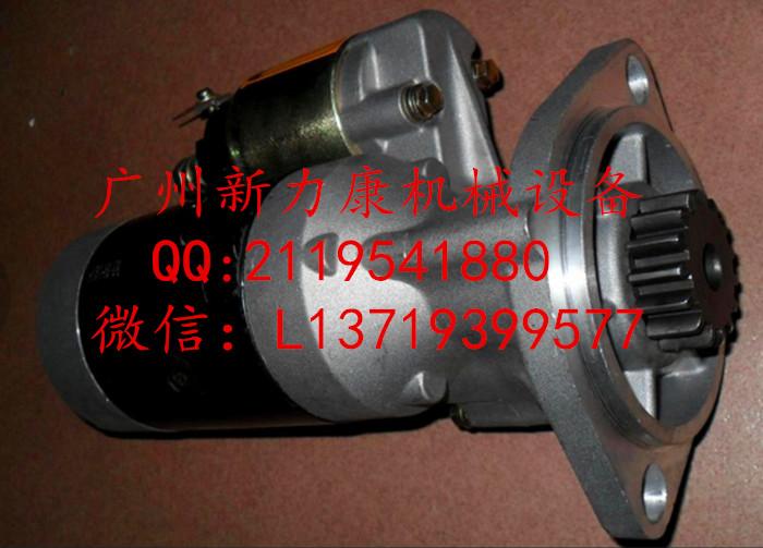 五十铃6bg1启动马达 发电机
