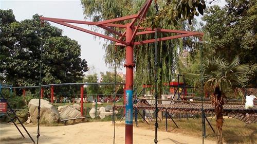 体能乐园|儿童拓展训练|体能乐园现场设计 体能乐园安装 植物园体能乐