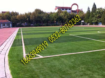 青岛第二中学 足球场