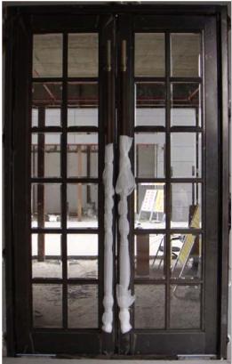 黑钛金彩色不锈钢门_佛山市南海区吉南不锈钢门厂
