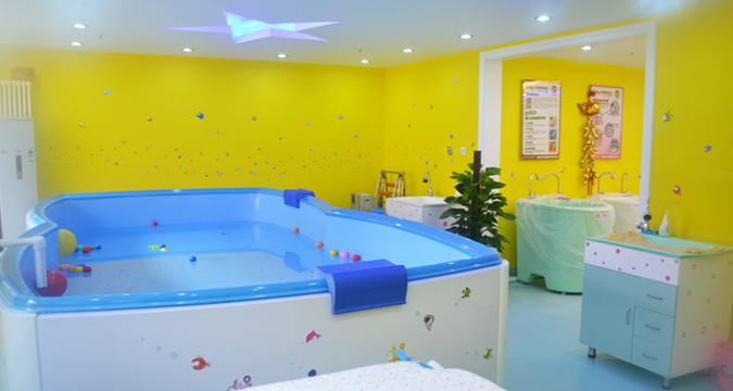 幼儿游泳馆装修 婴儿游泳馆装修设计 婴儿游泳馆设计图片
