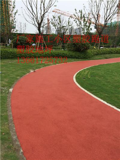 公园 塑胶跑道 竖图