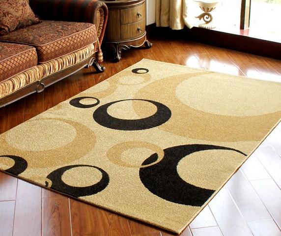 简约现代客厅地毯卧室地毯