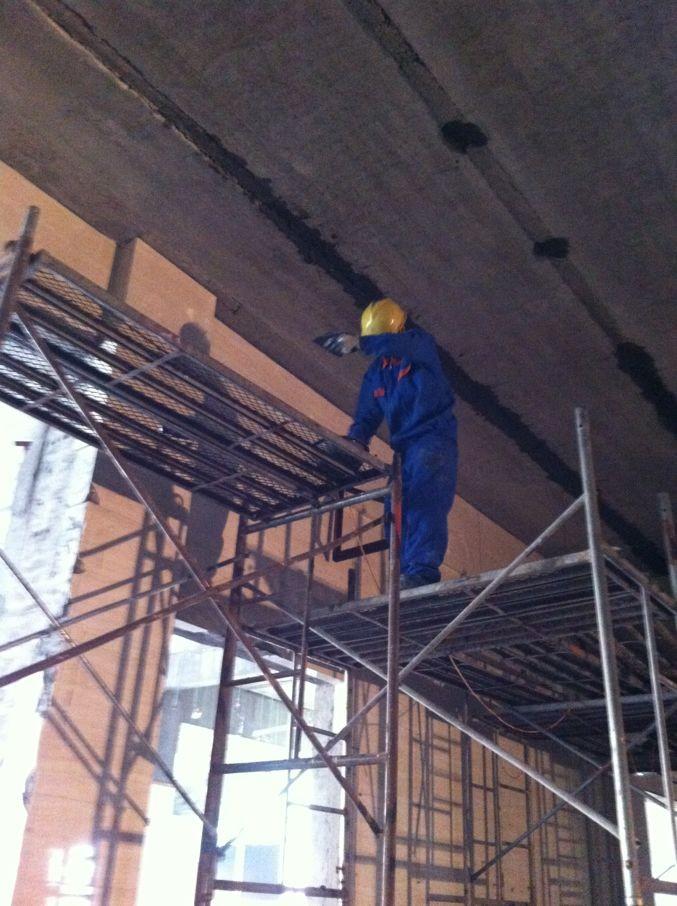 北海房屋碳纤维加固 结构梁修复加固_上海容连建筑