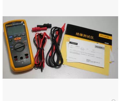 "fluke1508绝缘电阻测试仪现货 福禄克""数字摇表"""