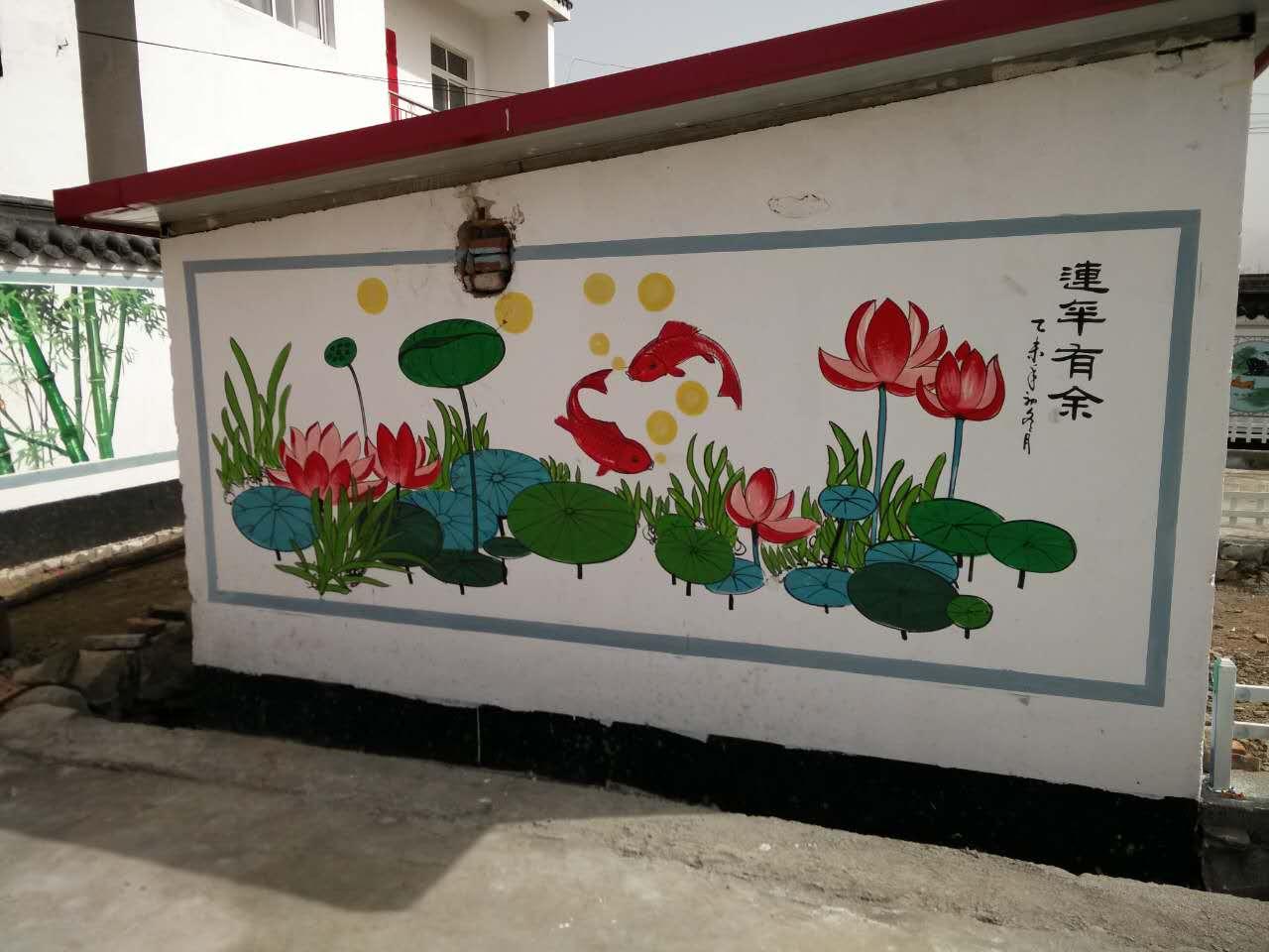 产品型号:    南阳市新野县幼儿园专业美化彩绘工程      在高楼
