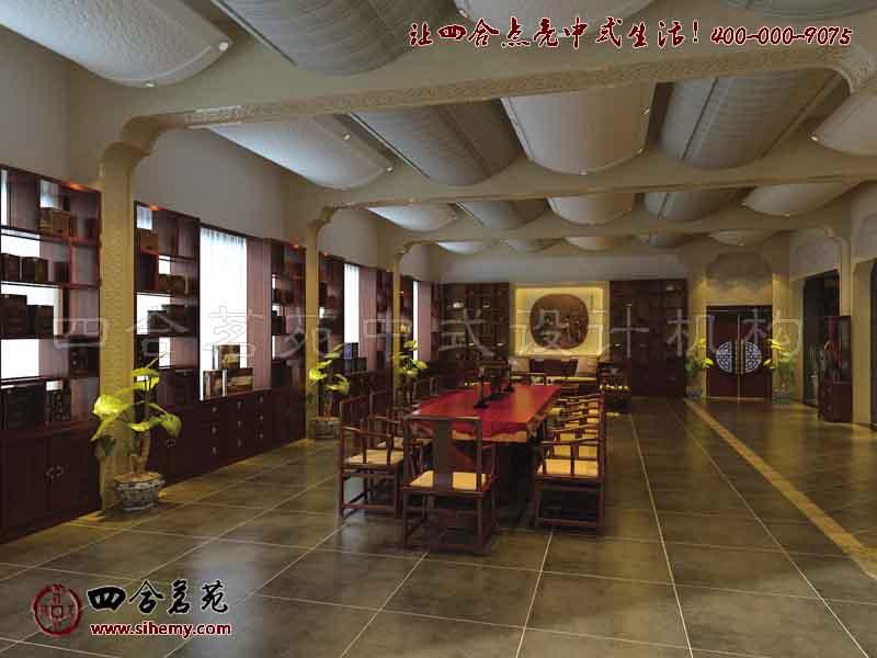 茶庄装修设计市场:北京茶庄装修设计费用咨询