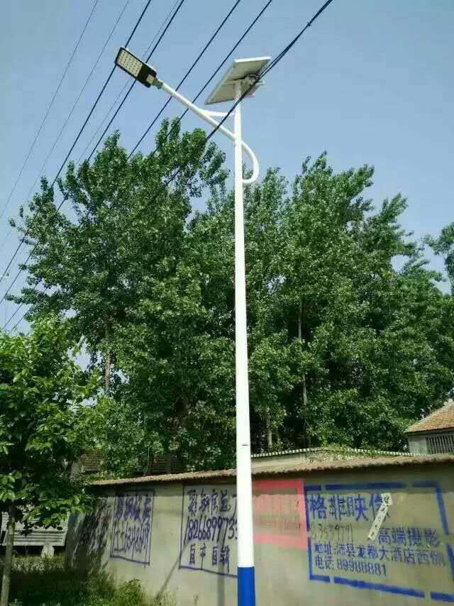 株洲锂电池风光互补路灯价格 太阳能路灯 路灯厂家