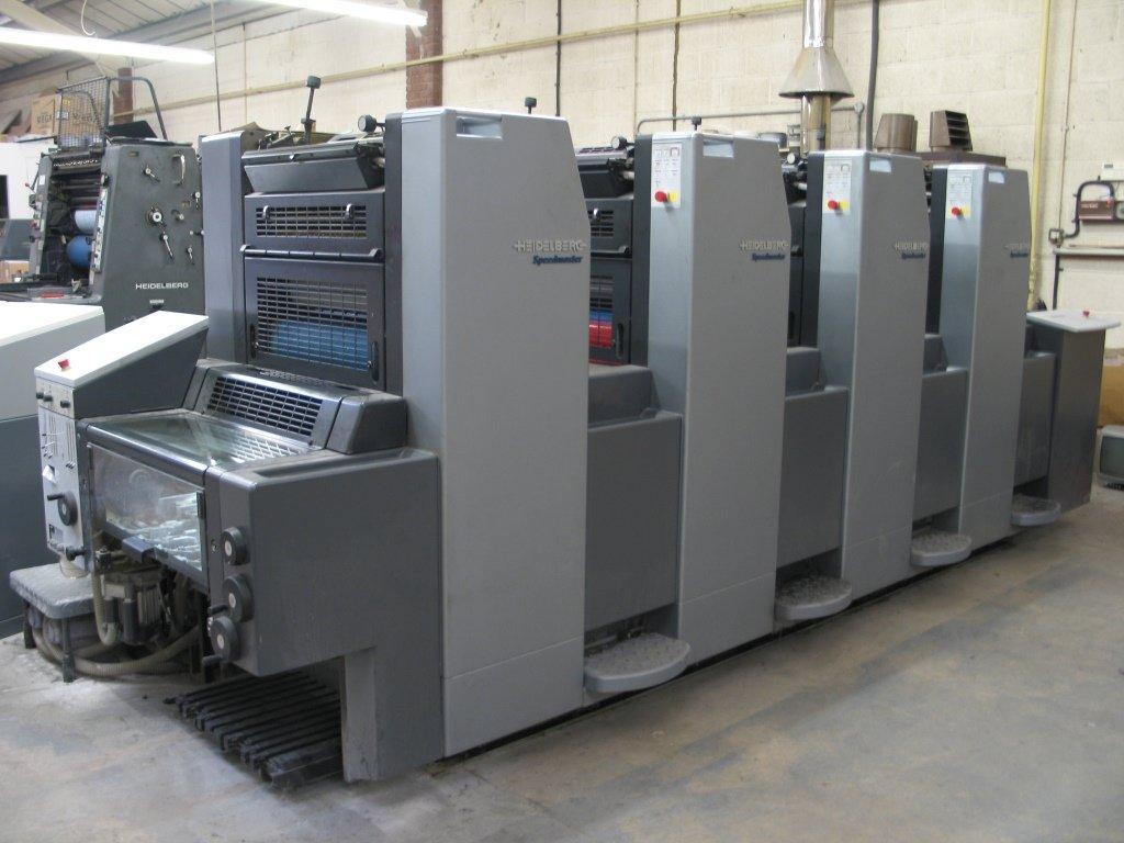 郑州二手海德堡印刷机进口报关代理|上海二手机械设备
