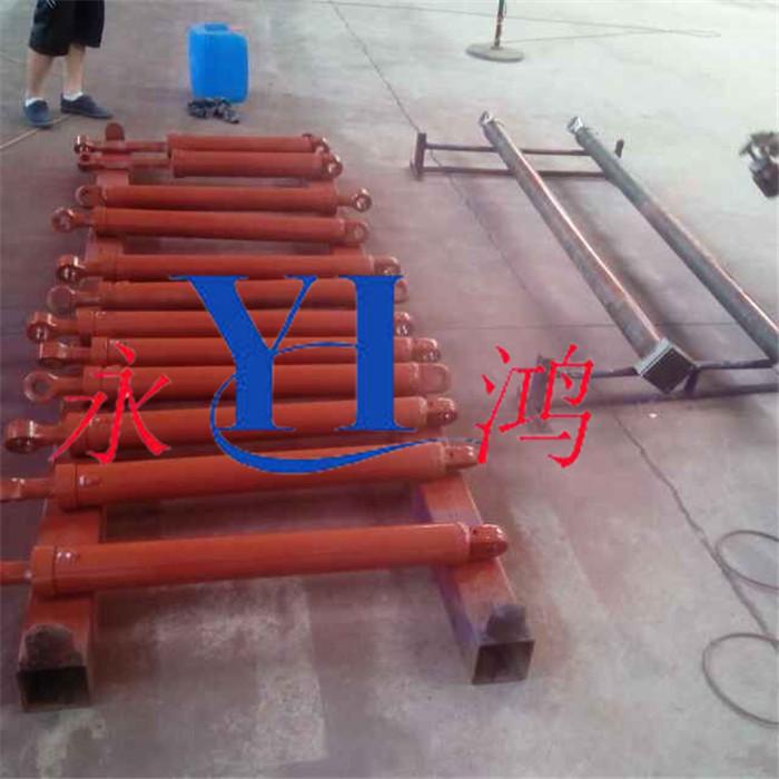 生产厂家定做各种规格的升降用液压油缸