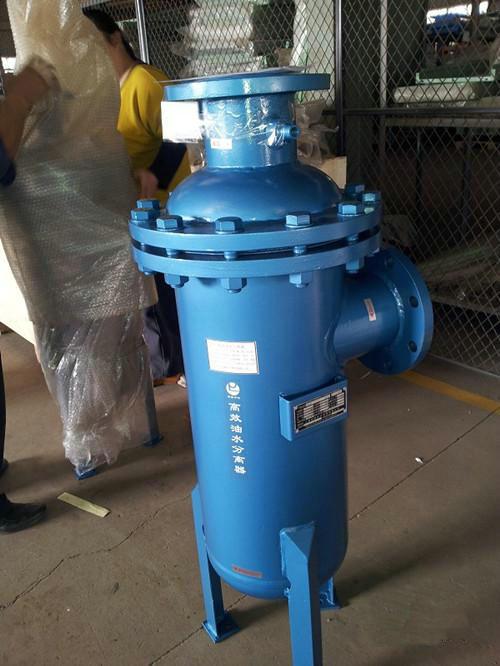 旋风式压缩空气油水分离器图片