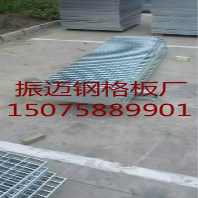 火电厂冷却塔钢格板-冷却塔楼梯踏步板