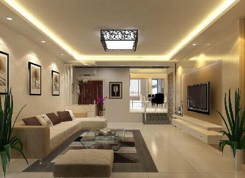 万江室内装饰公司告诉你什么是loft风格装修高清图片