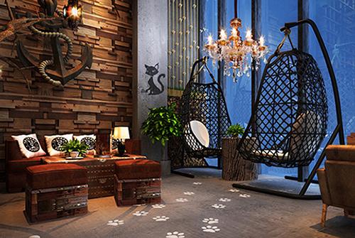 重庆咖啡厅装修要点-专业咖啡厅设计装修-江北咖啡厅装修公司