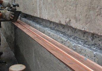 中山防钢纤维集团中山现货紫铜片止水带铜止水
