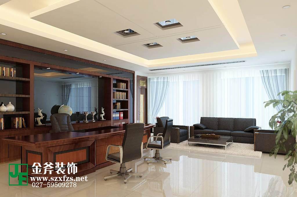 武汉办公室装修设计公司排名