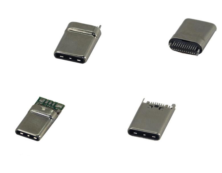 手机typec接口,板端连接器,祥龙嘉业自主设计获tid号