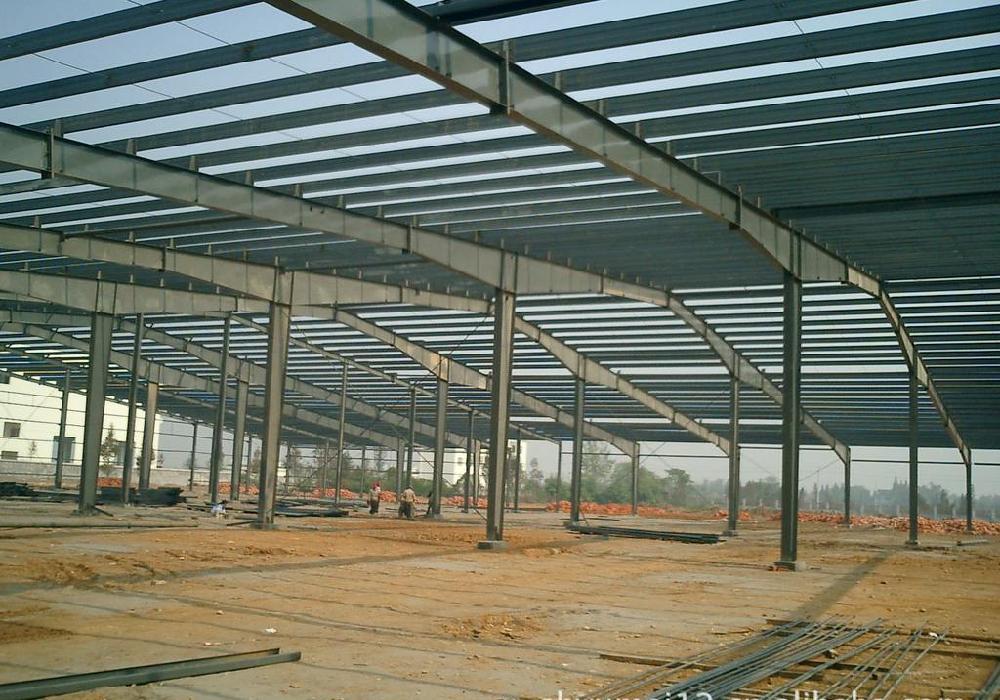 钢结构板房——湖北轻型钢结构厂房