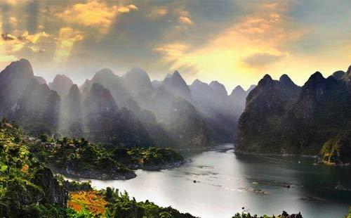 贵州自驾游线路_马玲河大峡谷/万峰湖自驾3日游