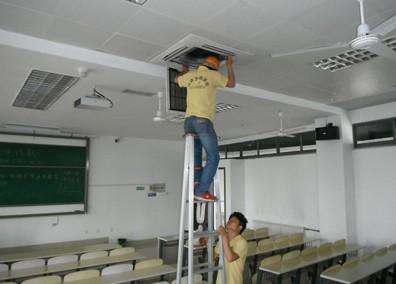 格力中央空调维#修#费用 专业的中央空调清洗上哪找