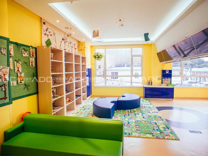 儿童乐园设计公司|北京艾特斯幼教机构设计公司
