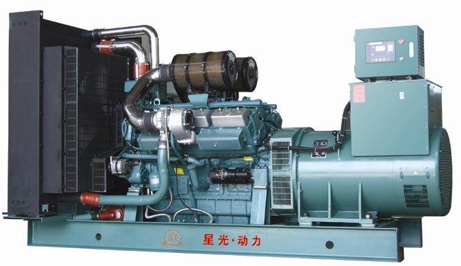 500KW發電機組 500KW通柴TCR500發電機組