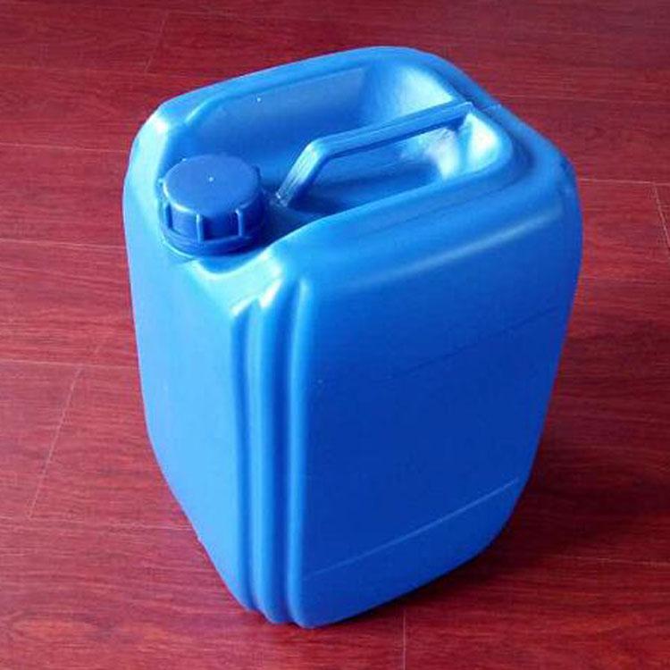 厂家直销20升塑料桶批发20l耐酸碱化工方桶价格