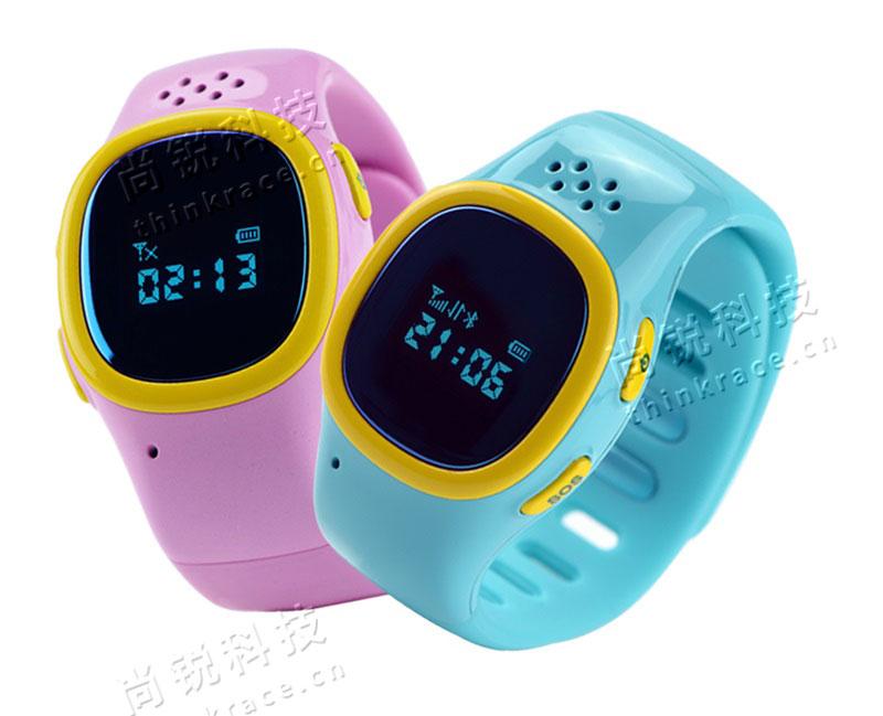 儿童智能手表怎么定位