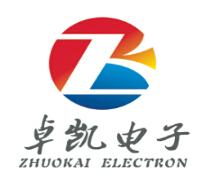 福州卓凱電子科技有限公司Logo