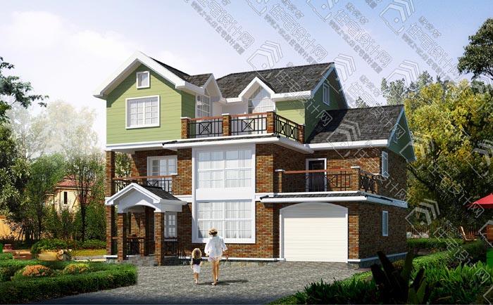 新農村三層自建房,房屋設計圖 廠家價格