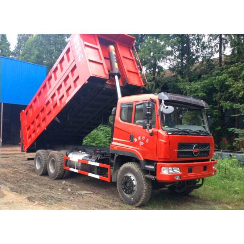 拉土车图片_20方的拉土自卸货车的车厢规格是多少的?即长度,宽度,高度分别是 ...