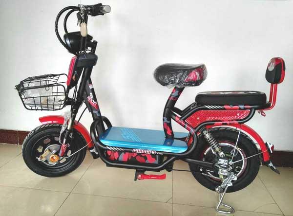 发布公司:天津市酷派电动自行车有限公司 产品型号:布加迪电动车 品