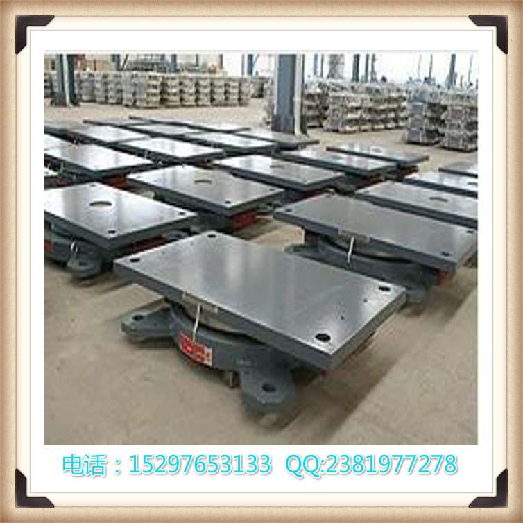 四川广安市网架钢结构滑动减震支座成品/不锈钢滑动支座图集精选