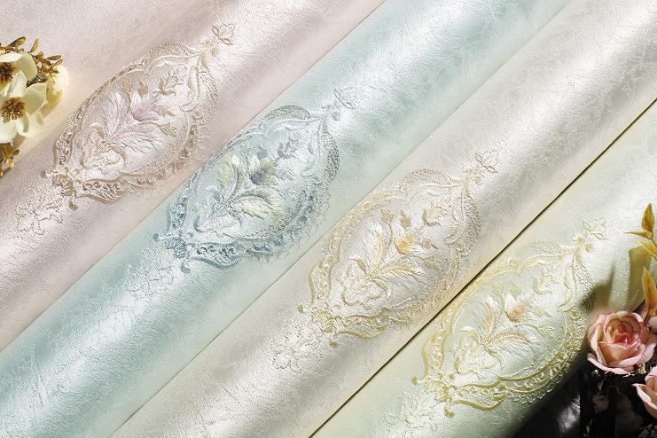 全国赫赫有名的无缝墙布厂家特普丽无缝墙布