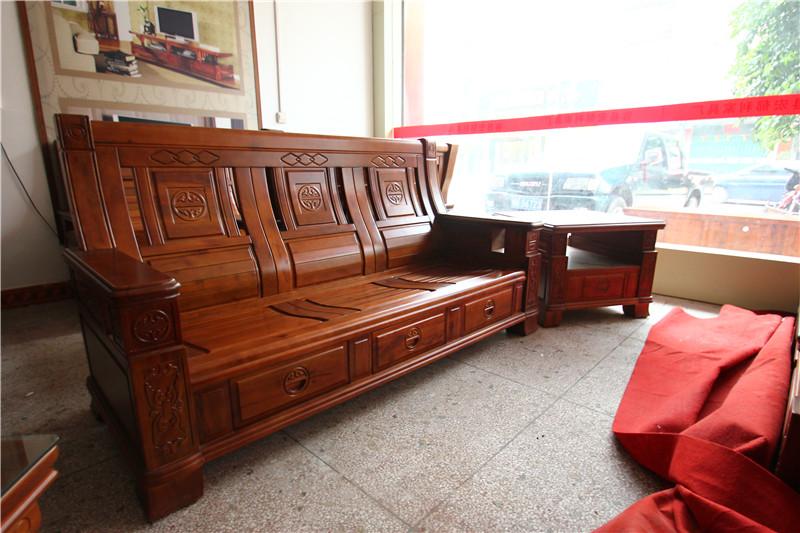 广西信誉好的实木沙发销售厂家在哪里_实木沙发价格