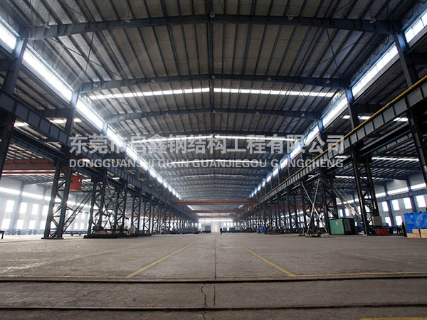 钢结构厂房安装工程:口碑好的钢结构厂房建筑推荐