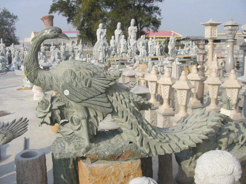 精品孔雀石雕专业供应——中国动物石雕厂家