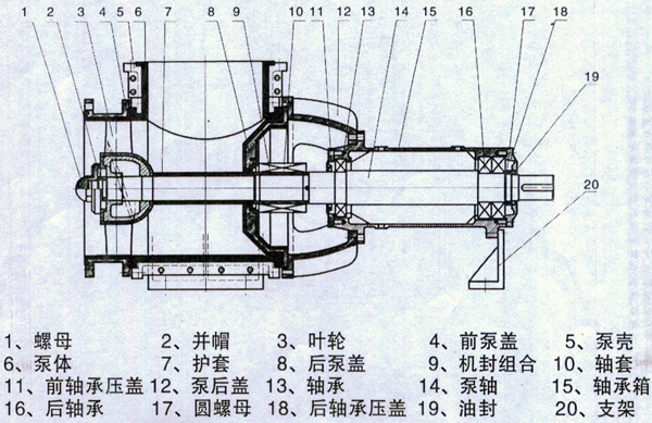 甘肃夹板式轴流泵哪家质量好