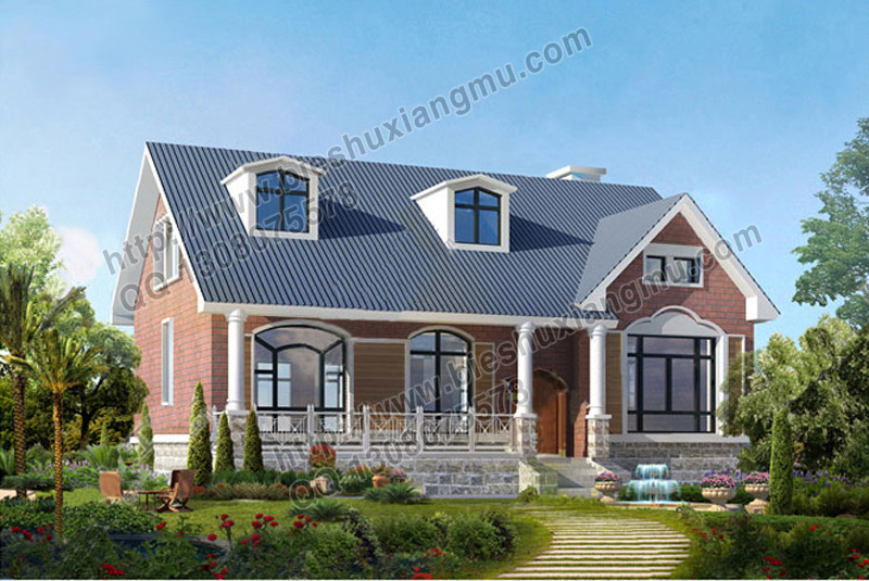 一层农村房屋设计图 建筑设计图纸