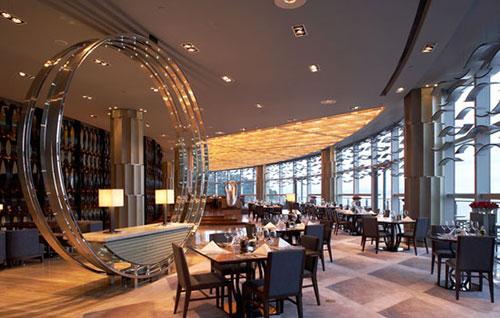 北碚区饭店餐馆装修设计,重庆餐饮空间设计