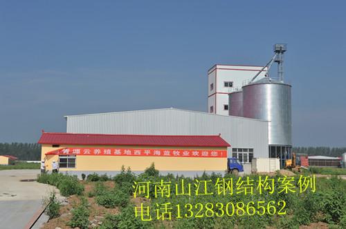 山西九江最好的钢结构加工厂