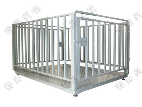 笼子里的动物简笔画