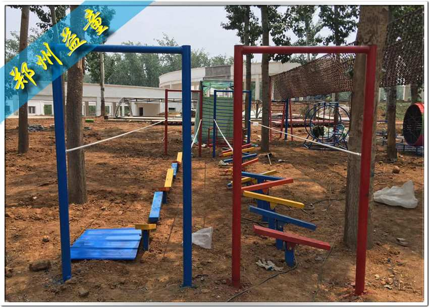 陕西湖北儿童户外体能乐园项目游乐设备厂家