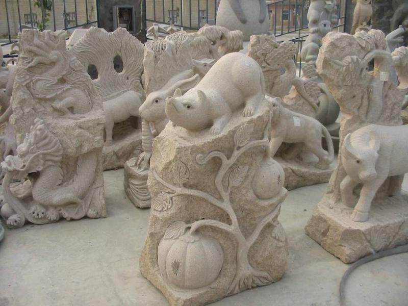 动物石雕价格,工艺精湛的泉州推荐_福建省磊翔石雕