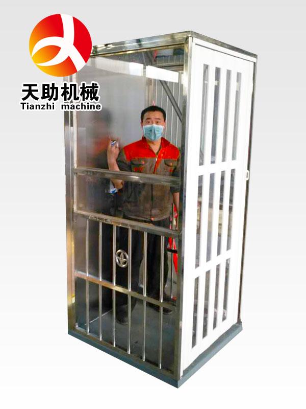 主要分为曳引电梯,螺杆电梯,液压电梯几种结构.