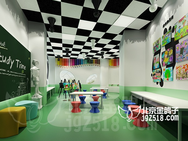 专业的幼儿园装修设计公司,室内设计哪家好