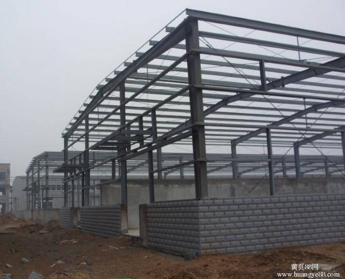 丰台区钢结构厂房制作专业搭建二层彩钢房