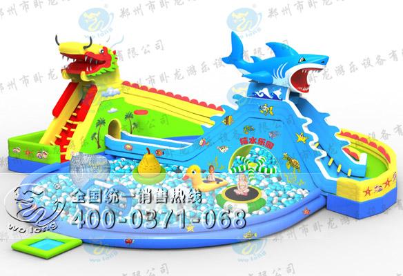 百万海洋球嘉年华 2016火爆来袭 郑州卧龙 亲子百万海洋球 鲸鱼岛乐园